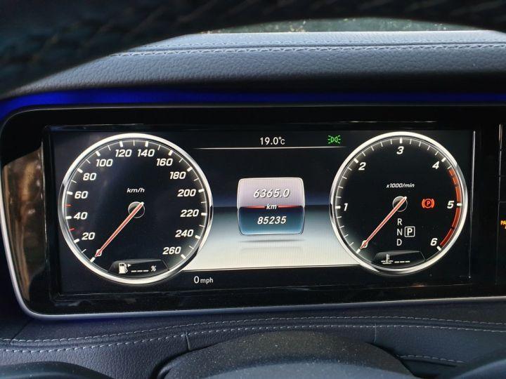 Mercedes Classe S 350 D LIMOUSINE EXECUTIVE 9 G TRONIC NOIR METALLISE - 15