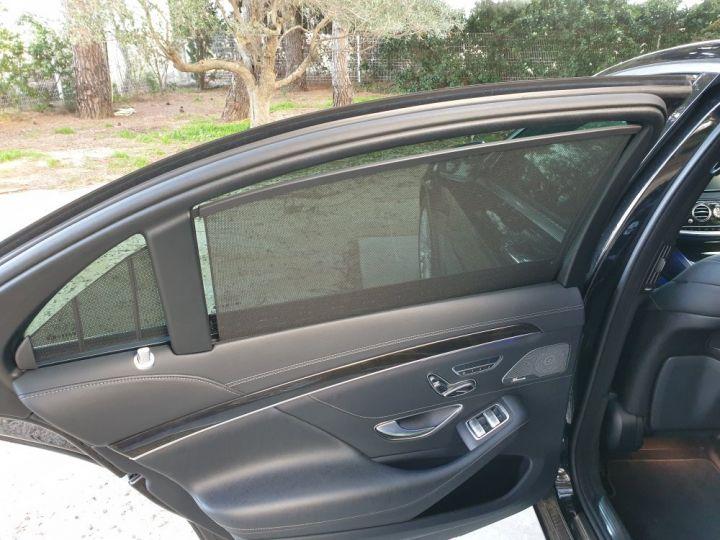 Mercedes Classe S 350 D LIMOUSINE EXECUTIVE 9 G TRONIC NOIR METALLISE - 19