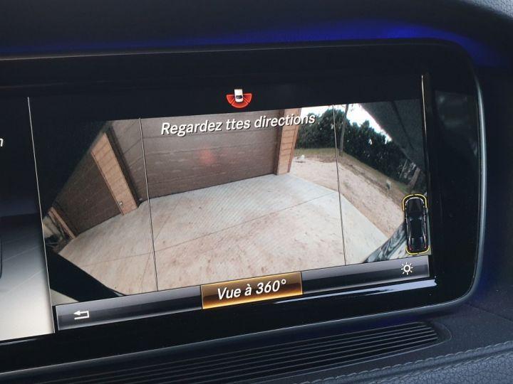 Mercedes Classe S 350 D LIMOUSINE EXECUTIVE 9 G TRONIC NOIR METALLISE - 21