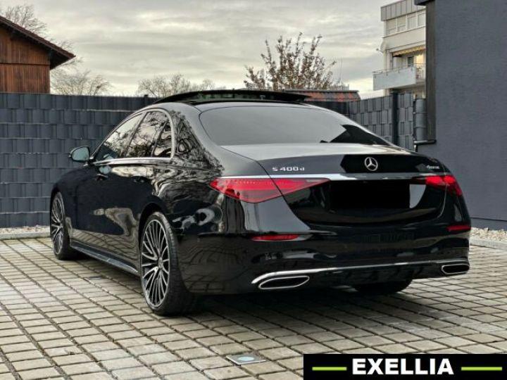Mercedes Classe S 400d 4MATIC DESIGNO  NOIR PEINTURE METALISE  Occasion - 2