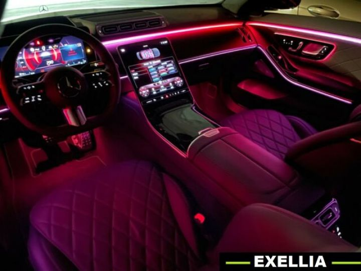 Mercedes Classe S 400d 4MATIC DESIGNO  NOIR PEINTURE METALISE  Occasion - 10