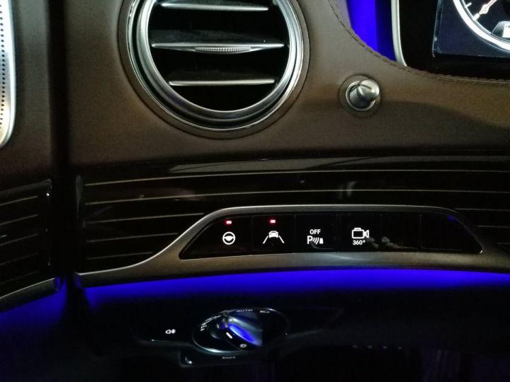 Mercedes Classe S 400H 333 CV EXECUTIVE BVA Noir - 14