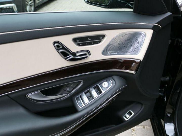 Mercedes Classe S 450 L 4MATIC HYBRIDE NOIR  Occasion - 3