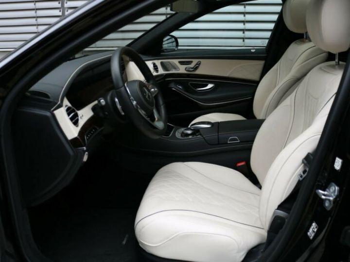 Mercedes Classe S 450 L 4MATIC HYBRIDE NOIR  Occasion - 5