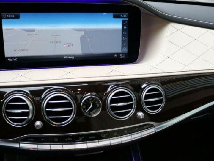 Mercedes Classe S 450 L 4MATIC HYBRIDE NOIR  Occasion - 9