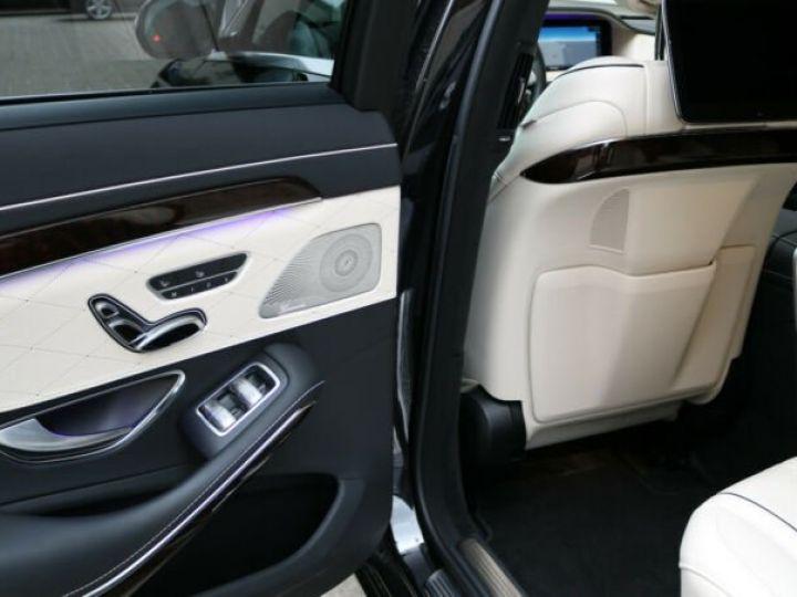 Mercedes Classe S 450 L 4MATIC HYBRIDE NOIR  Occasion - 11