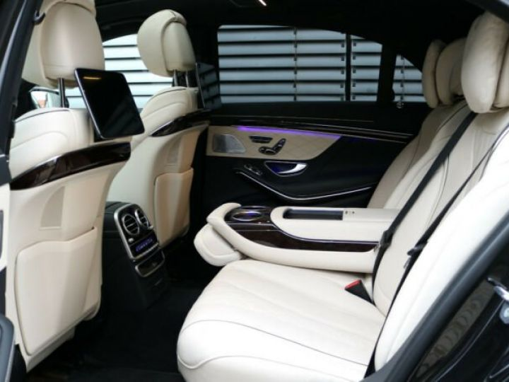 Mercedes Classe S 450 L 4MATIC HYBRIDE NOIR  Occasion - 12