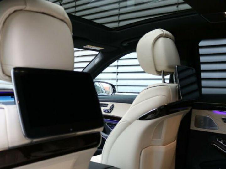 Mercedes Classe S 450 L 4MATIC HYBRIDE NOIR  Occasion - 13