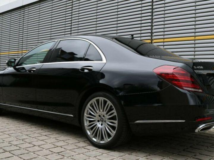 Mercedes Classe S 450 L 4MATIC HYBRIDE NOIR  Occasion - 16