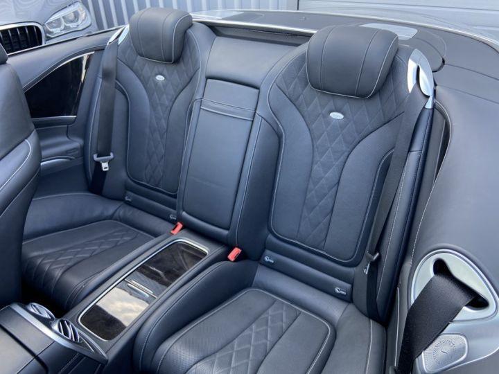 Mercedes Classe S 500 4.7 V8 BI-TURBO 455ch 9G-TRONIC GRIS FONCE - 18