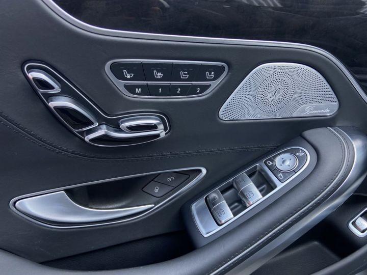 Mercedes Classe S 500 4.7 V8 BI-TURBO 455ch 9G-TRONIC GRIS FONCE - 20