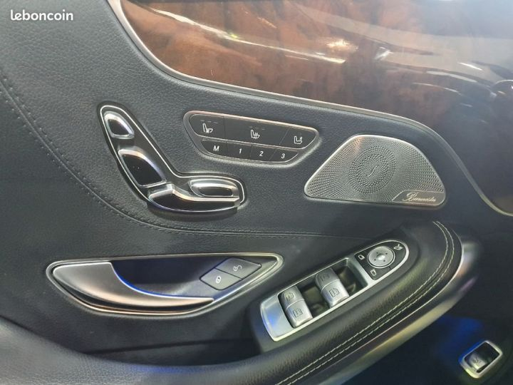Mercedes Classe S 500 coupé Fascination Pack AMG Française Noir - 7