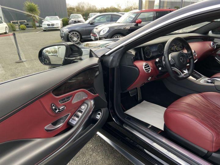 Mercedes Classe S 63 AMG 5.5 V8 BI-TURBO 585ch EDITION 1 4MATIC SPEEDSHIFT NOIR - 10