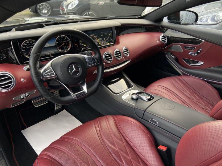 Mercedes Classe S 63 AMG 5.5 V8 BI-TURBO 585ch EDITION 1 4MATIC SPEEDSHIFT NOIR - 11