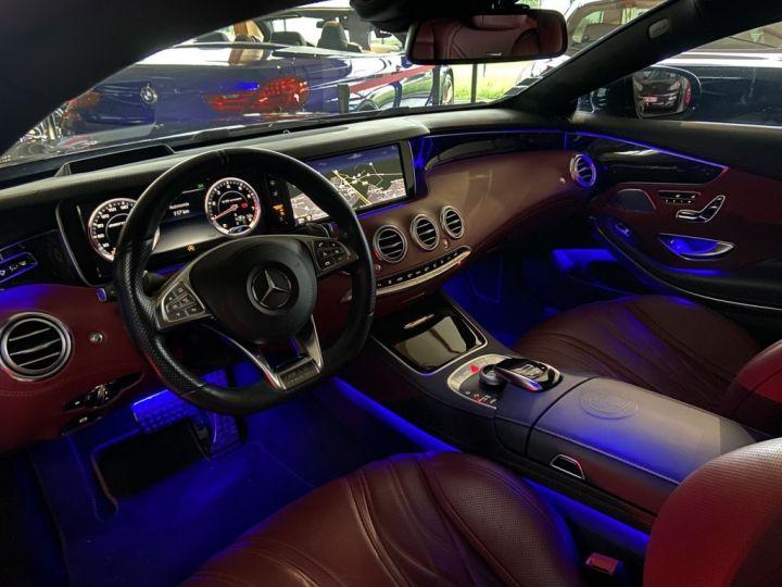 Mercedes Classe S 63 AMG 5.5 V8 BI-TURBO 585ch EDITION 1 4MATIC SPEEDSHIFT NOIR - 12