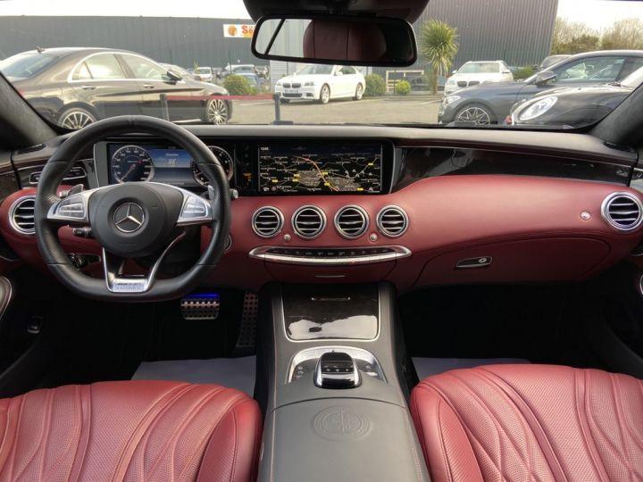 Mercedes Classe S 63 AMG 5.5 V8 BI-TURBO 585ch EDITION 1 4MATIC SPEEDSHIFT NOIR - 13
