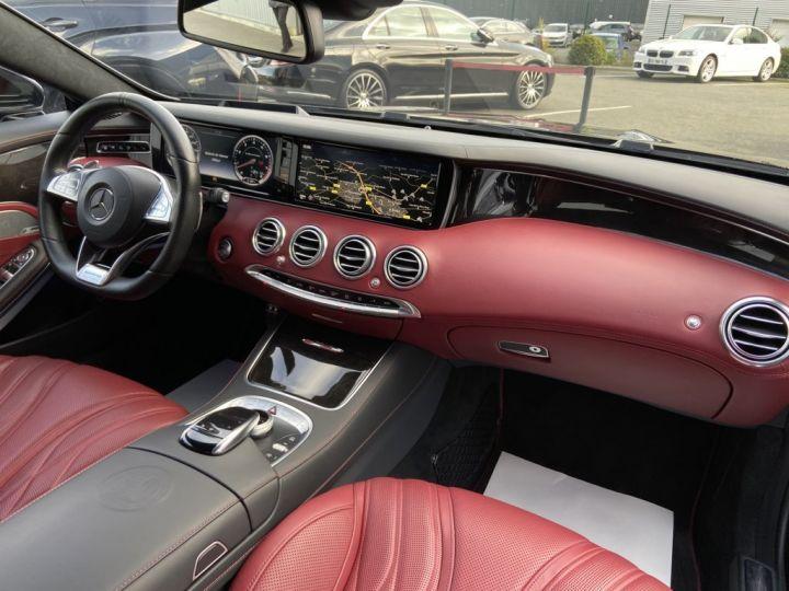 Mercedes Classe S 63 AMG 5.5 V8 BI-TURBO 585ch EDITION 1 4MATIC SPEEDSHIFT NOIR - 14