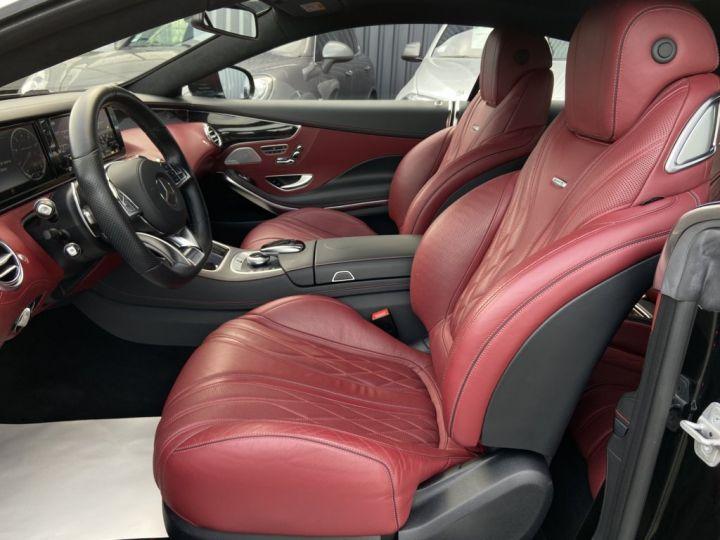 Mercedes Classe S 63 AMG 5.5 V8 BI-TURBO 585ch EDITION 1 4MATIC SPEEDSHIFT NOIR - 15