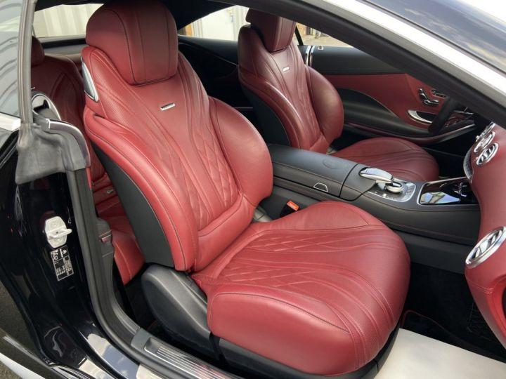 Mercedes Classe S 63 AMG 5.5 V8 BI-TURBO 585ch EDITION 1 4MATIC SPEEDSHIFT NOIR - 17