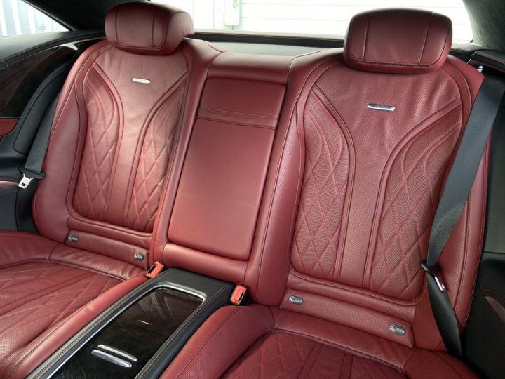 Mercedes Classe S 63 AMG 5.5 V8 BI-TURBO 585ch EDITION 1 4MATIC SPEEDSHIFT NOIR - 18