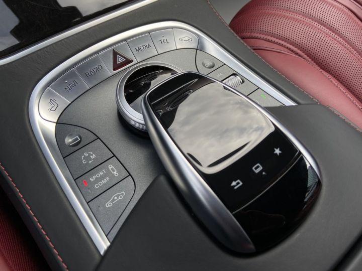 Mercedes Classe S 63 AMG 5.5 V8 BI-TURBO 585ch EDITION 1 4MATIC SPEEDSHIFT NOIR - 19