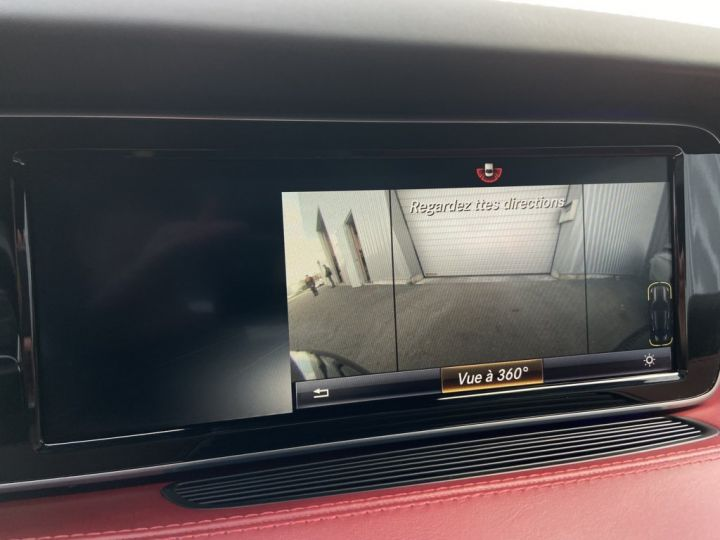Mercedes Classe S 63 AMG 5.5 V8 BI-TURBO 585ch EDITION 1 4MATIC SPEEDSHIFT NOIR - 25
