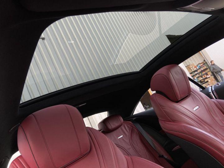 Mercedes Classe S 63 AMG 5.5 V8 BI-TURBO 585ch EDITION 1 4MATIC SPEEDSHIFT NOIR - 27