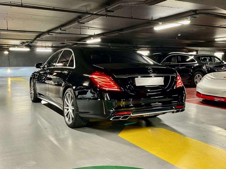 Mercedes Classe S 63 AMG L 4-Matic Noir Occasion - 4