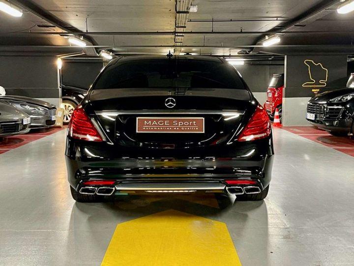 Mercedes Classe S 63 AMG L 4-Matic Noir Occasion - 6