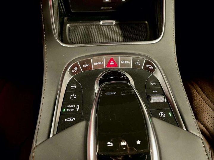 Mercedes Classe S 63 AMG L 4-Matic Noir Occasion - 10