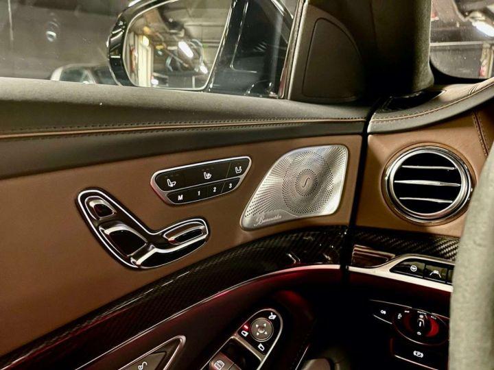 Mercedes Classe S 63 AMG L 4-Matic Noir Occasion - 11