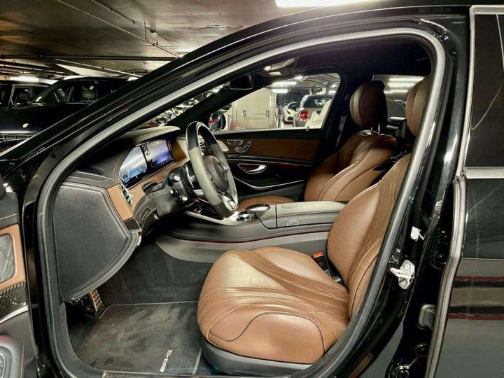 Mercedes Classe S 63 AMG L 4-Matic Noir Occasion - 13