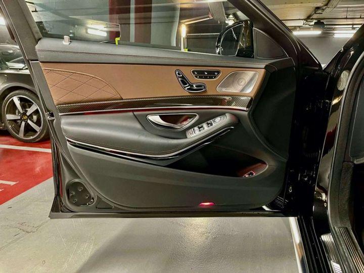 Mercedes Classe S 63 AMG L 4-Matic Noir Occasion - 14