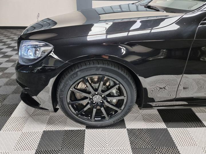 Mercedes Classe S 63S AMG 5.5 V8 Bi-turbo 585ch Noir - 10