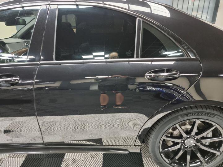 Mercedes Classe S 63S AMG 5.5 V8 Bi-turbo 585ch Noir - 12