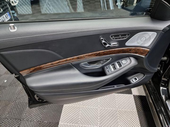 Mercedes Classe S 63S AMG 5.5 V8 Bi-turbo 585ch Noir - 4