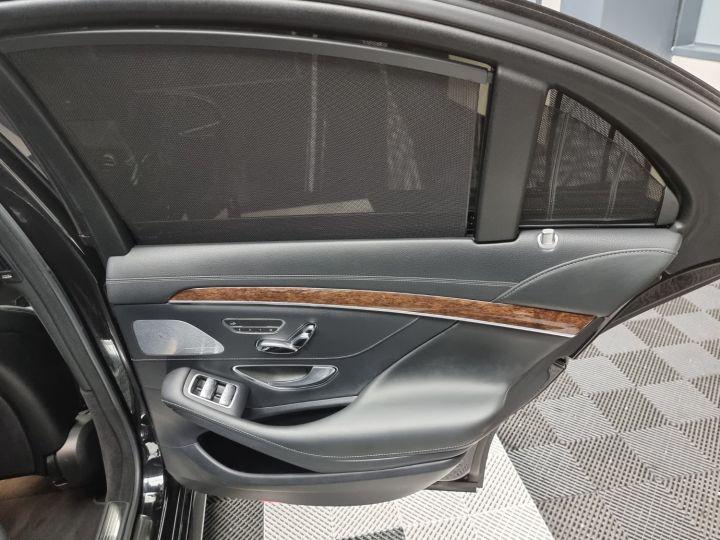 Mercedes Classe S 63S AMG 5.5 V8 Bi-turbo 585ch Noir - 8