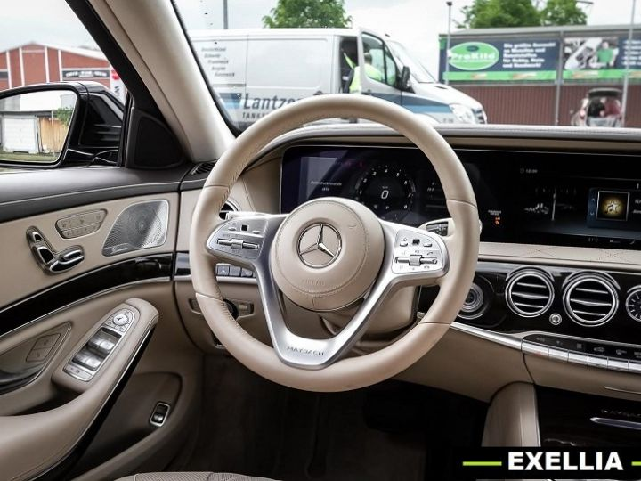 Mercedes Classe S 650 MAYBACH Première Classe  NOIR PEINTURE METALISE  Occasion - 7