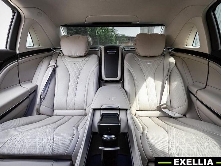 Mercedes Classe S 650 MAYBACH Première Classe  NOIR PEINTURE METALISE  Occasion - 11