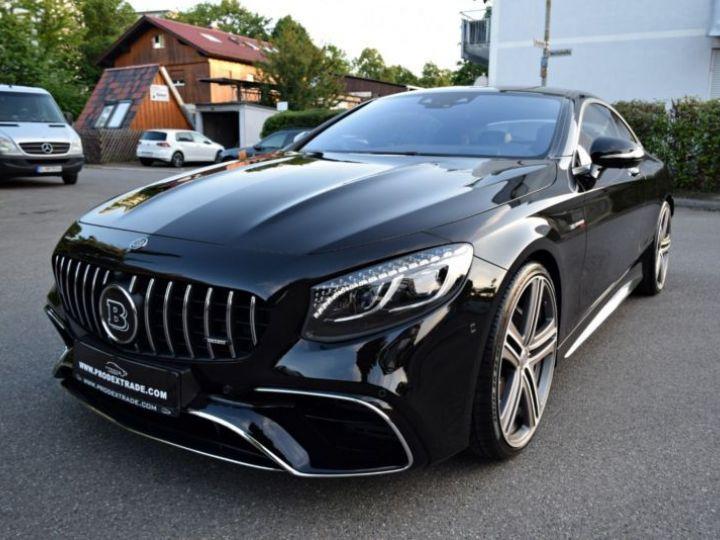 Mercedes Classe S C217 65 AMG 7G-TRONIC SPEEDSHIFT PLUS AMG NOIR Occasion - 1