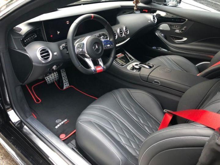 Mercedes Classe S C217 65 AMG 7G-TRONIC SPEEDSHIFT PLUS AMG NOIR Occasion - 8