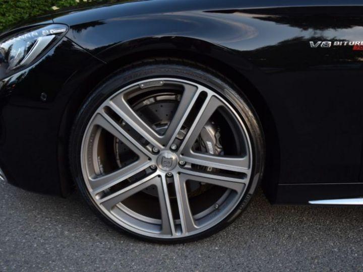 Mercedes Classe S C217 65 AMG 7G-TRONIC SPEEDSHIFT PLUS AMG NOIR Occasion - 11