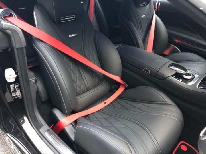 Mercedes Classe S C217 65 AMG 7G-TRONIC SPEEDSHIFT PLUS AMG NOIR Occasion - 13