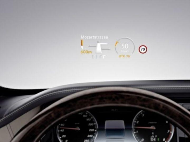 Mercedes Classe S C217 65 AMG 7G-TRONIC SPEEDSHIFT PLUS AMG NOIR Occasion - 19