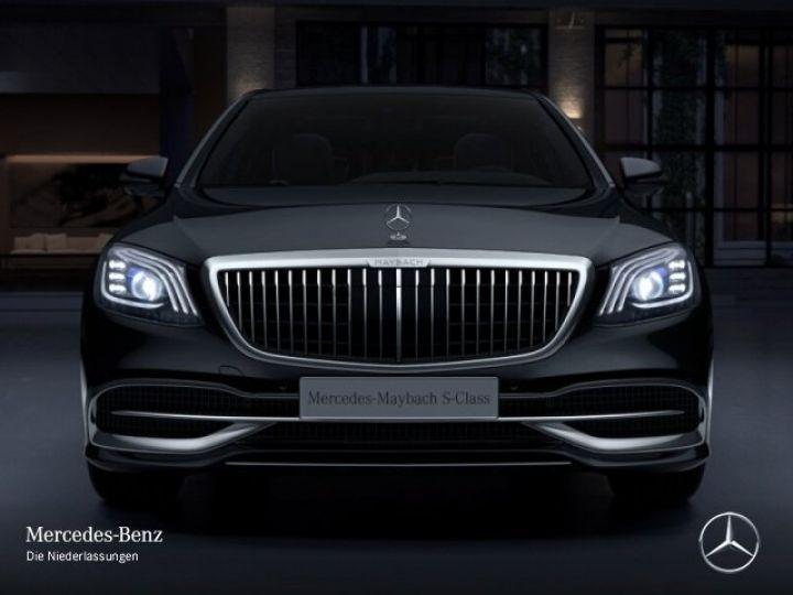 Mercedes Classe S MAYBACH 560 4MATIC 4.0 V8 bi-turbo noir/schwarz - 2