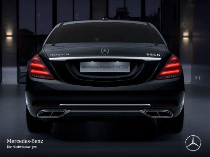 Mercedes Classe S MAYBACH 560 4MATIC 4.0 V8 bi-turbo noir/schwarz - 3