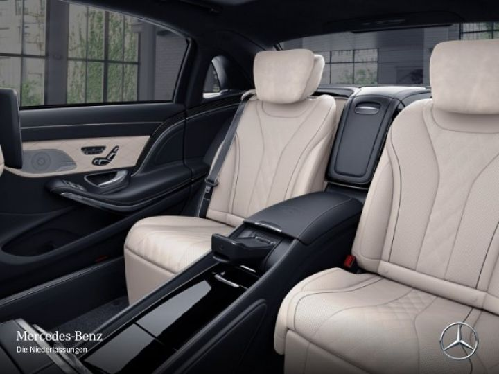 Mercedes Classe S MAYBACH 560 4MATIC 4.0 V8 bi-turbo noir/schwarz - 8