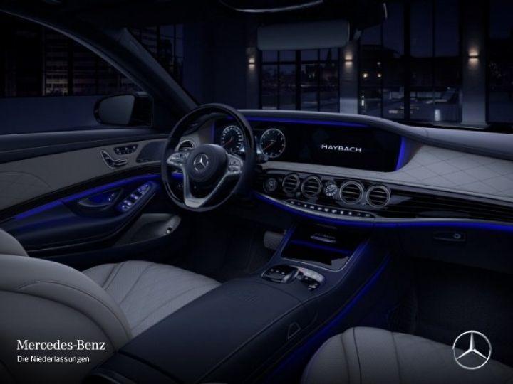 Mercedes Classe S MAYBACH 560 4MATIC 4.0 V8 bi-turbo noir/schwarz - 9