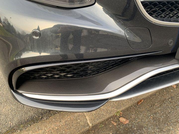 Mercedes Classe S S 63 AMG COUPE CABRIOLET NOIR ANTRANCITE Occasion - 5