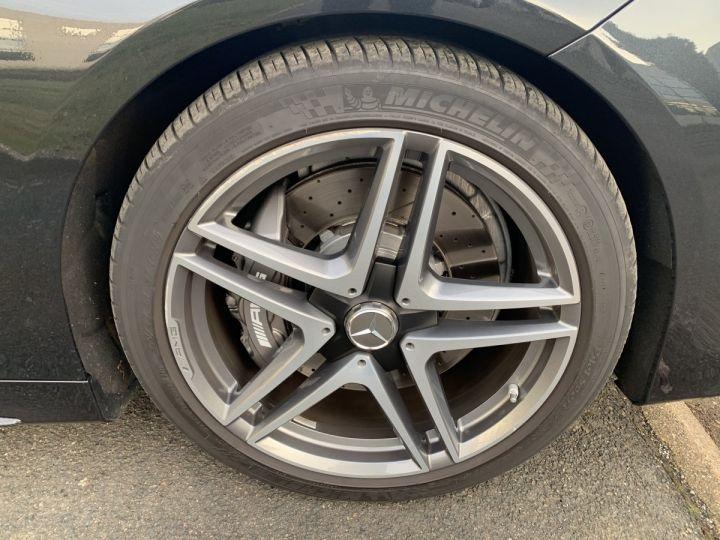 Mercedes Classe S S 63 AMG COUPE CABRIOLET NOIR ANTRANCITE Occasion - 6